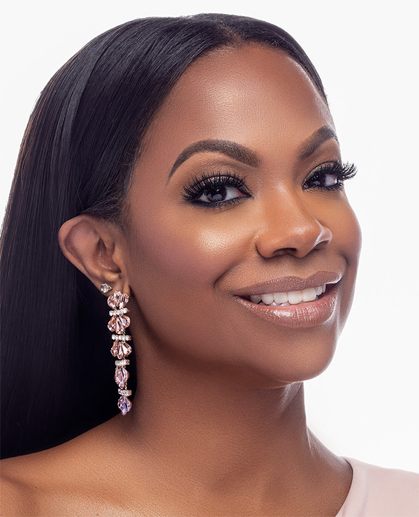 Kandi's Look: The Natural Glow
